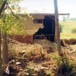 Po ataku wody (okolice K³odzka)