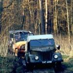 Leœny dukt (lasy Kociewskie, Wielka Sobota 1999)