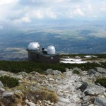 Obserwatorium astronomiczne.