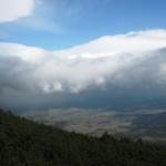 Chmury, góry i doliny...
